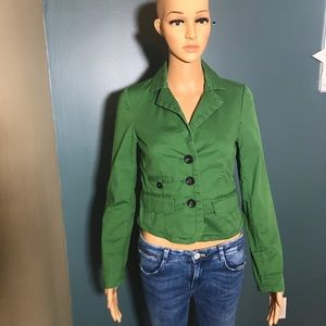 Daughters of Liberation 0 green blazer small